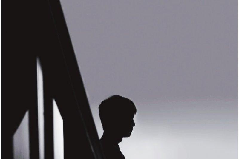 小宇,24歲,台北市,前酒店牛郎(圖/賴智揚)