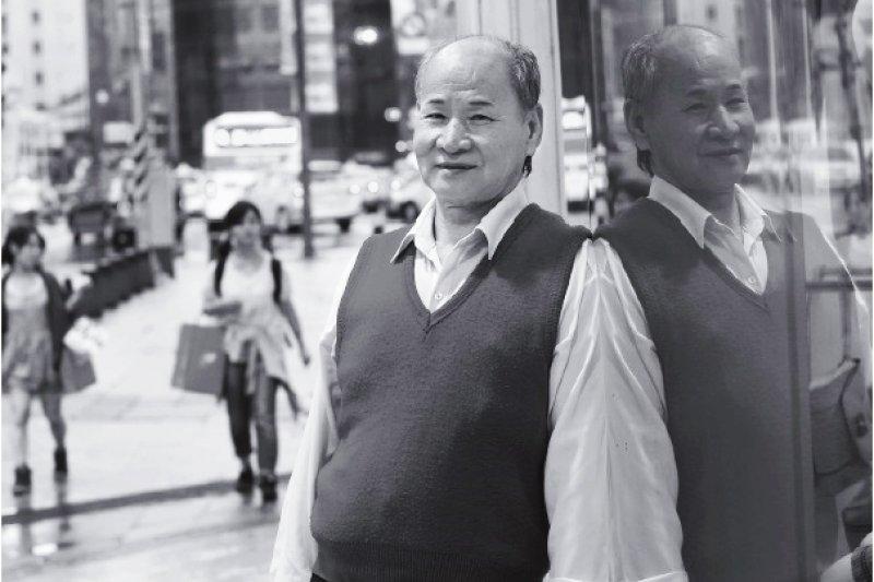 林量,68歲,台北市,無業(圖/賴智揚)