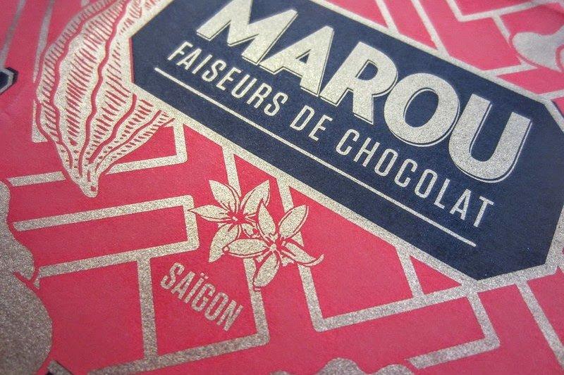 越南頂級巧克力Marou,背後有台商的貢獻。(圖/洪德青)