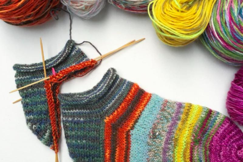 襪子只剩一隻別急著丟,因為它的妙用多多!(圖/yesterdaydream@instagram)