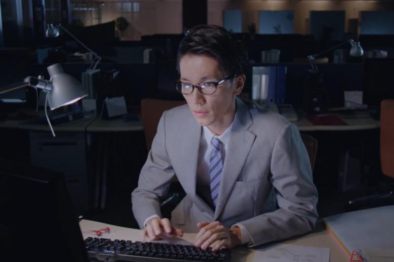要想在經營和人生中獲得成功,就要竭盡全力地工作,除此之外沒有其他成功之道。(圖/Japan Bose@Vimeo)