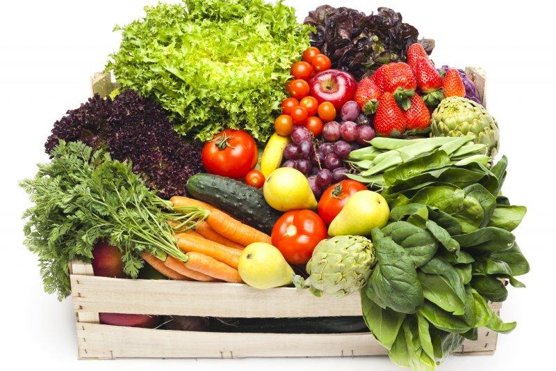 許多蔬菜水果都富含葉黃素(取自網路)