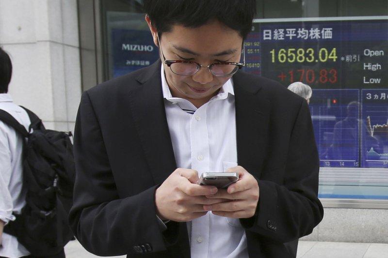 使用手機致癌風險高?美國新研究引發熱議。(美聯社)