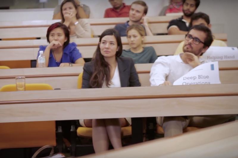 想要真正國際化的環境,歐洲商學院可能更適合你?(圖/INSEAD@YouTube)