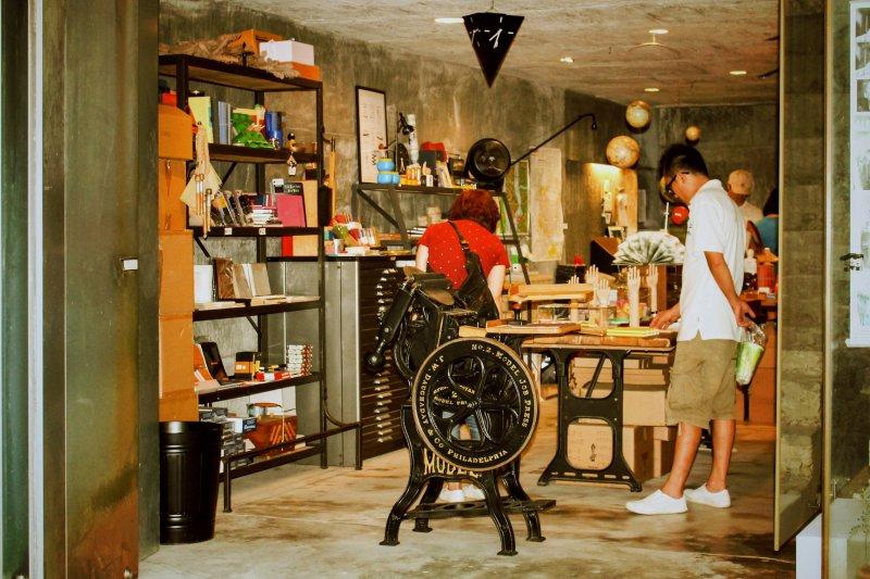 隱身在台北的7家文具店,吸引著許多文具迷的目光。(圖/aenbiarshykuo@flickr)