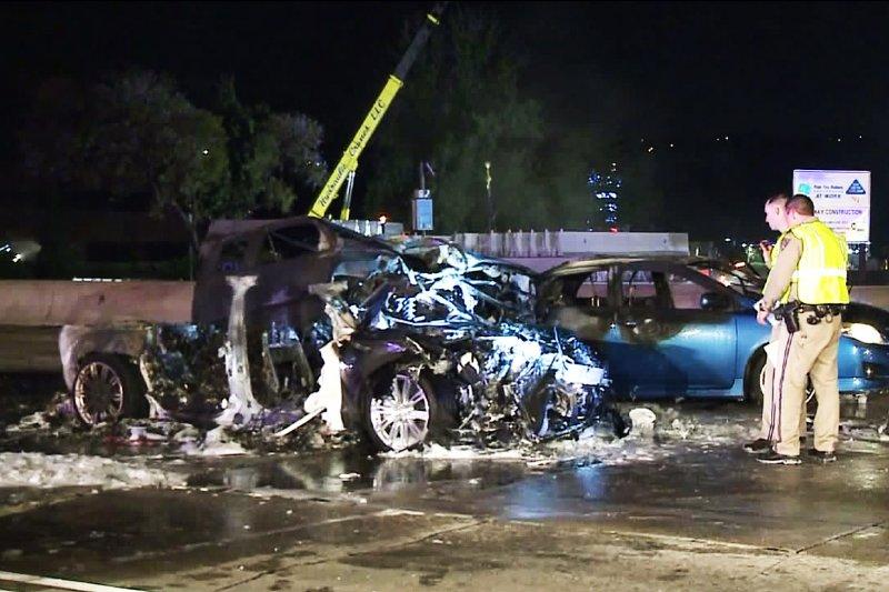 從台灣潛逃美國的頭號經濟罪犯王又曾,27日在加州西科維納(West Covina)發生車禍死亡(KTLA)