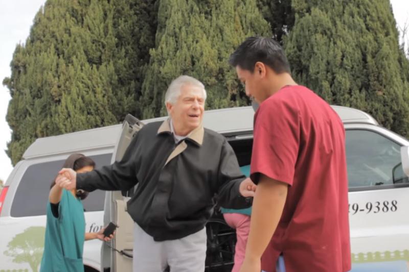2014年有位加州學者宣稱失智症可以被逆轉...(示意圖取自youtube)