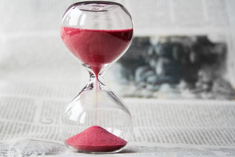 在特殊設計下,瑞士火車站的時鐘只有58秒!(圖/nile@pixabay)