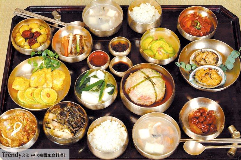 傳統韓國料理的必備了飯、醬和泡菜3元素!(圖/TRENDAY文化提供)