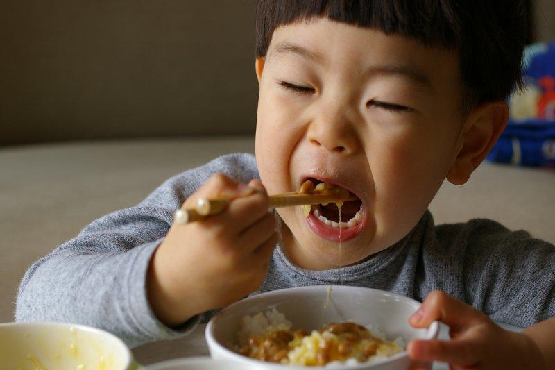 日本日常食物代表之一—納豆。(圖/Tamaki Sono@flickr)