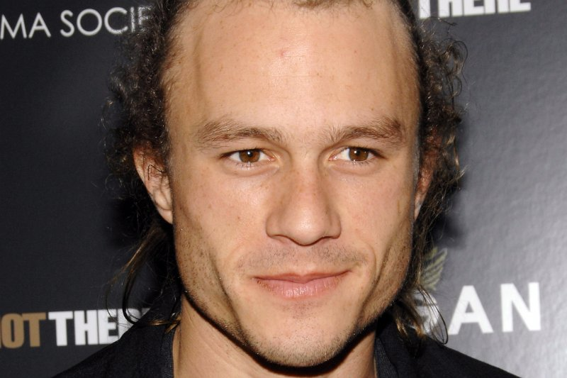 好萊塢紅星希斯萊傑(Heath Ledger)2008年1月服用藥物過量猝死。(美聯社)
