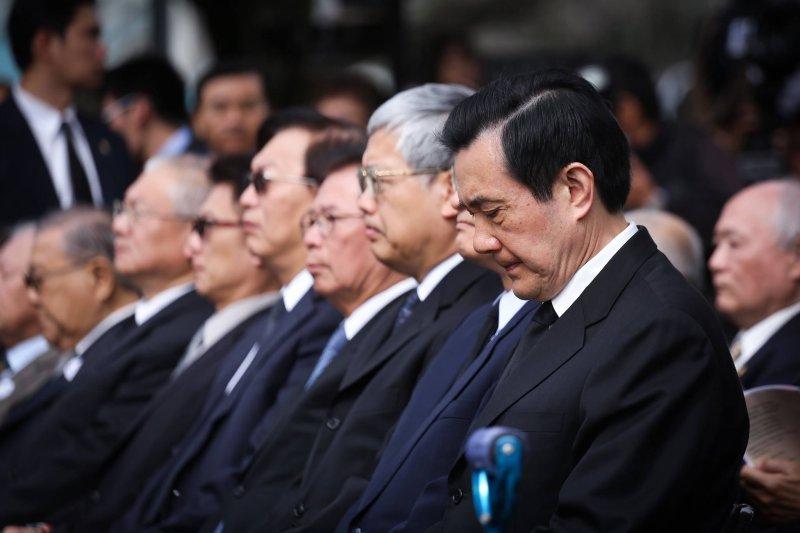 總統府上周駁回前總統馬英九訪問香港行程。(馬英九臉書)