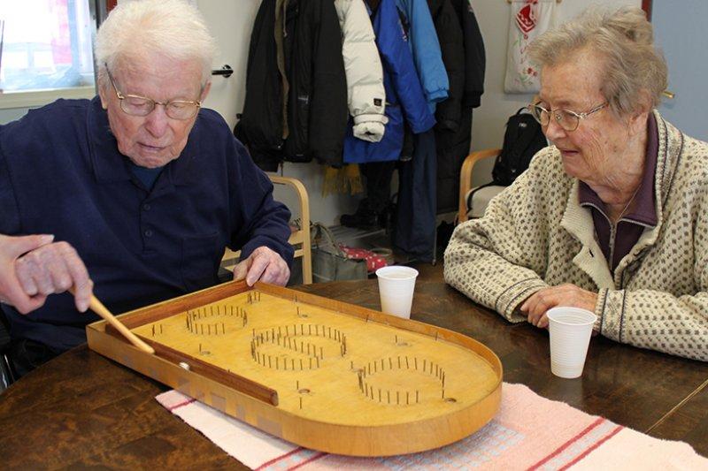 擁有大量老年人口的芬蘭,長照問題是其政府施政的重要項目。
