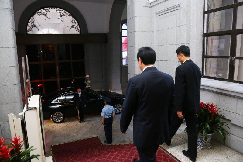 馬英九5月20日離開總統府,正式結束8年執政。(圖來源:馬英九臉書)