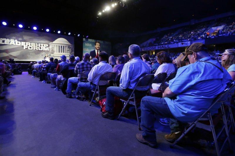 美國特殊的選舉制度,造就特殊的黨大會。(美聯社)