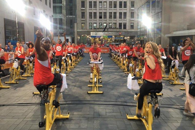 開健身房開到能上市,她們怎麼做到?(圖/SoulCycle粉絲專頁)