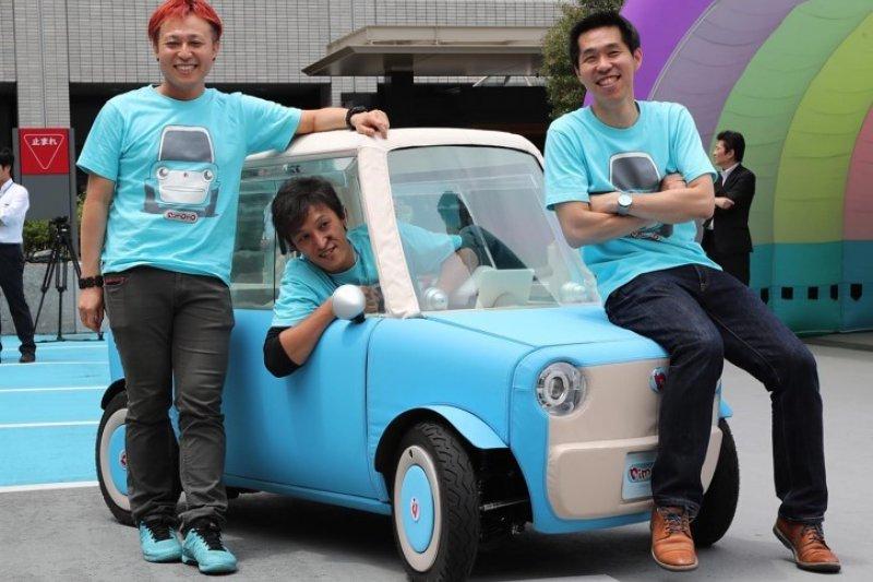 CEO伊藤慎介(右)畢業於京都大學工學研究所,原本任職於政府部門。(圖/rimOnO)