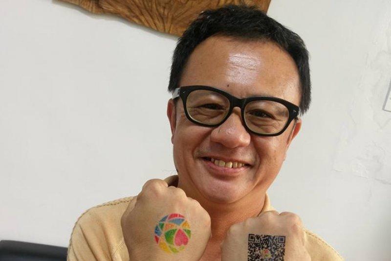 前台東市長賴坤成8日證實,被徵詢派駐友邦帛琉。(取自賴坤城臉書)