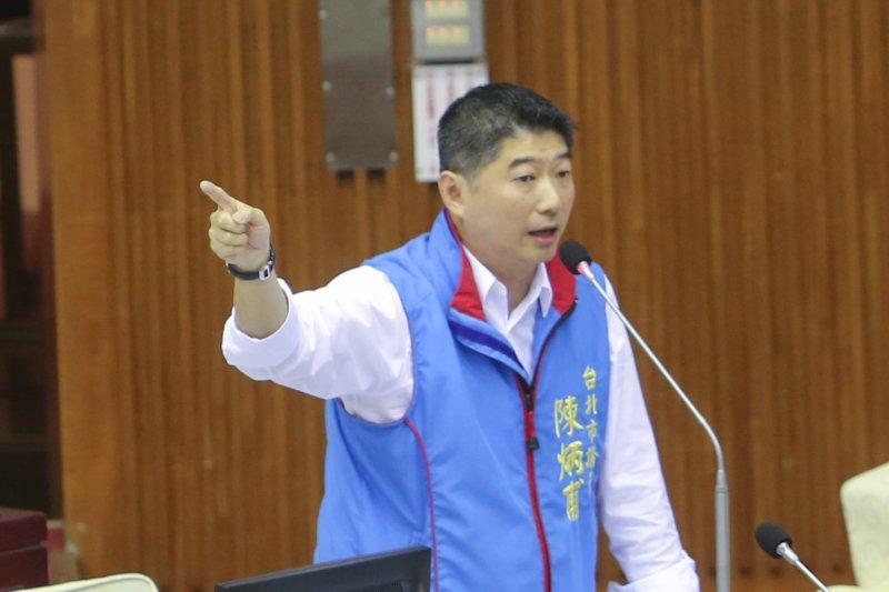 提名小組認最強人選!國民黨鎖定議員陳炳甫出戰台北市立委補選 -風傳媒