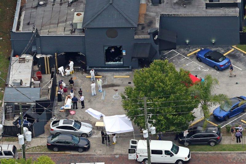 佛羅里達州奧蘭多同志夜店「脈動」(Pulse)遭恐怖分子血洗(美聯社)