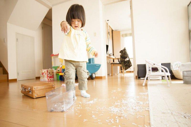 父母要說到做到,和小孩間才有信任感。(圖/pixta.jp)