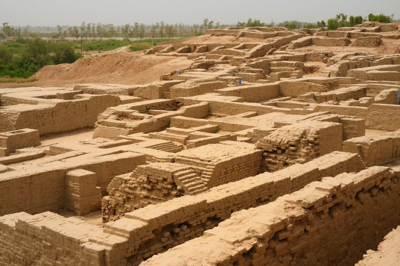 萬人都市一日成廢墟,死亡之丘被列為世界三大自然之謎之一。(圖/取自wikimedia)