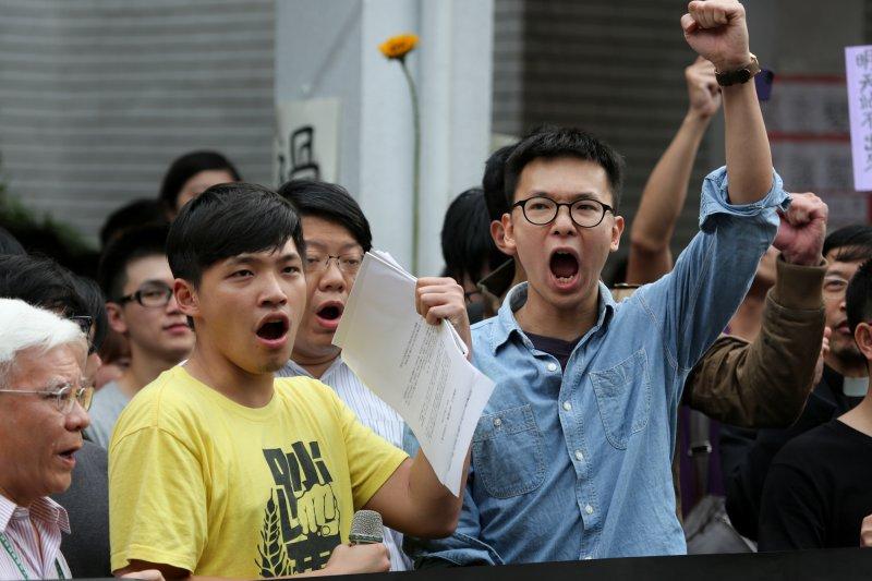 20140327-SMG0019-070-學生佔領立法院第10天,下午學生情況,林飛帆、陳為廷記者會-余志偉攝.jpg