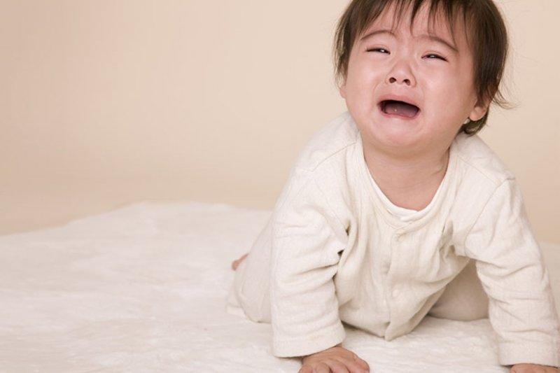 寶寶:爸爸媽媽請理解我哭哭的原因...(圖/maternity-march.jp)