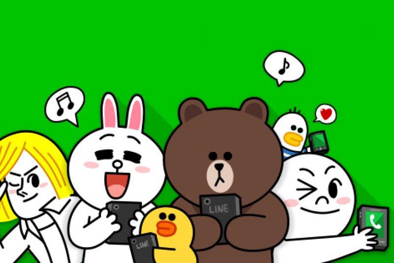 LINE官方首次對外證實他們的IPO計畫(圖/LINE Taiwan- 再LINE一下@facebook)