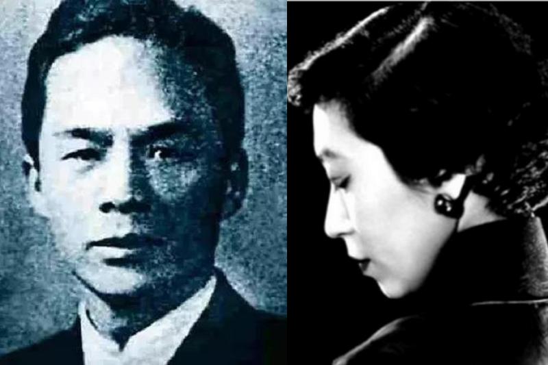 胡蘭成與張愛玲愛恨揪葛,日後被隱射在張愛玲寫的小說《小團圓》中。