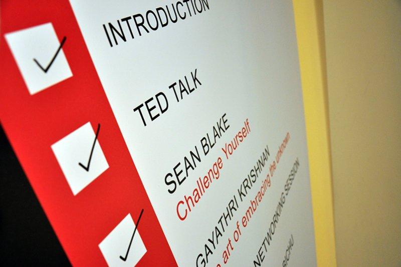 你也有過訂好計劃,卻無法好好完成的經驗嗎?(圖/TEDx ManipalUniversityDubai@flickr)