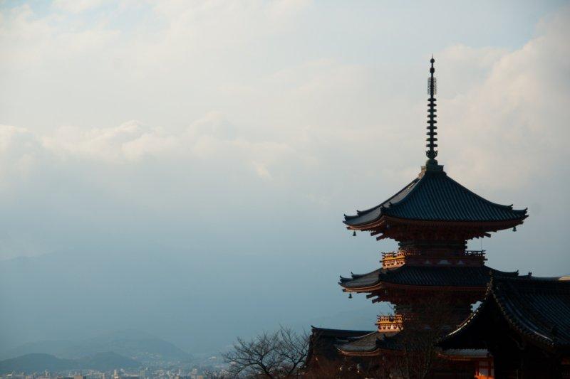 京都清水寺向來是台灣人前往日本旅遊的必去景點。(圖/Masahiko Satoh@Flickr)