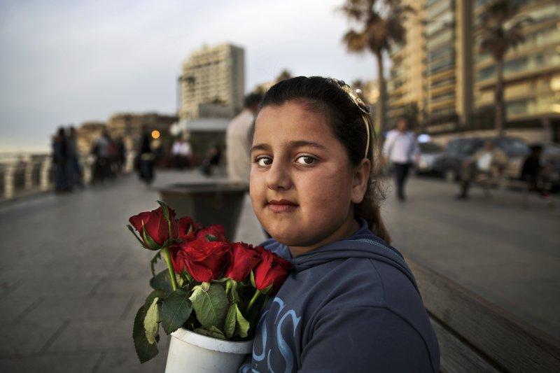 黎巴嫩的敘利亞難民(美聯社)