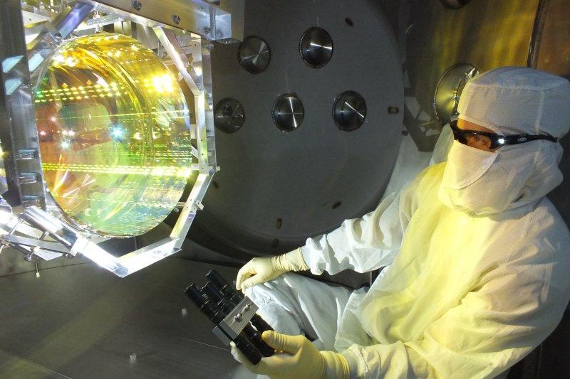 科學家宣布發現重力波(新華社)