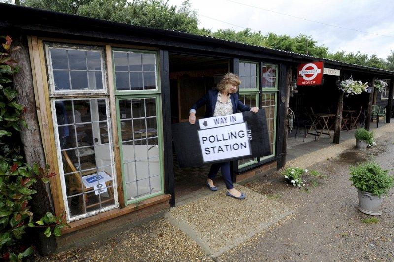 英國脫歐公投於23日舉行(美聯社)