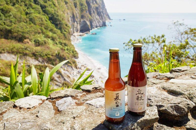 夏至到了,該來瓶「夏至」啤酒啦!(圖/啤酒頭@facebook)