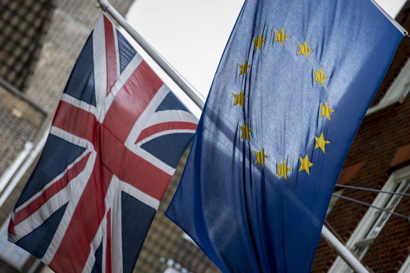 英國「脫歐公投」23日登場,由選民決定英國是否要脫離歐盟(美聯社)