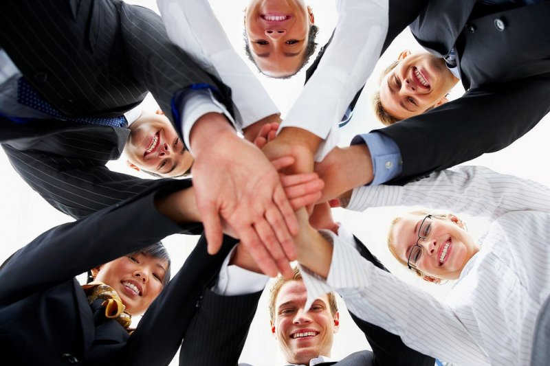 團隊合作才能邁向成功。(圖/드림포유@FLICKR)
