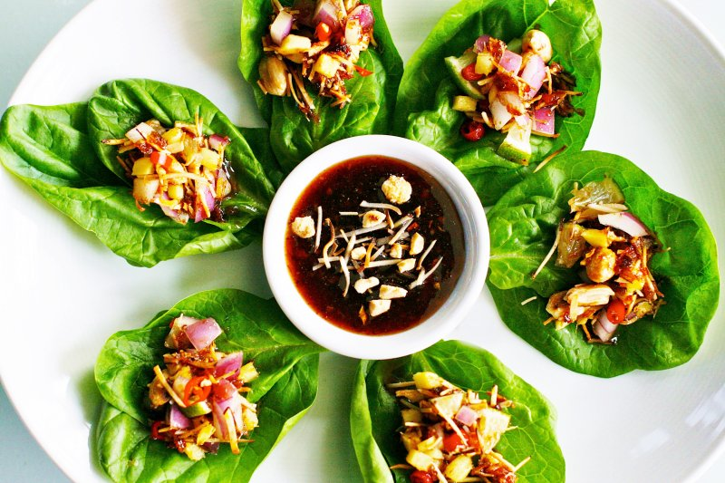 泰國料理是由不同民族料理所組成的,能看得出其他國家文化的身影。(圖/wiki)