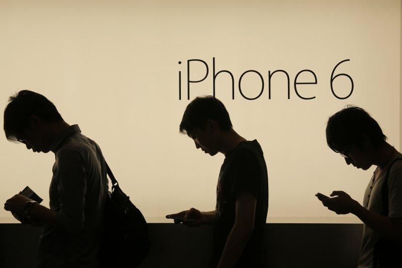 iPhone 6(美聯社)