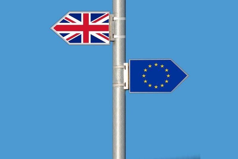 英國與歐盟即將分道揚鑣。(取自Pixabay)