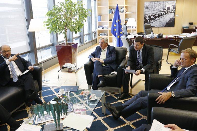 歐盟領導人緊急會商因應變局(美聯社)