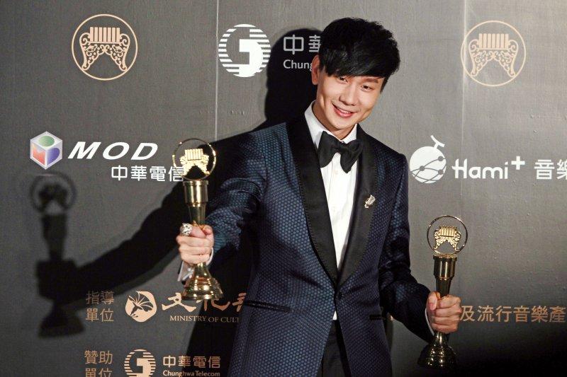 JJ林俊傑曾獲第27屆金曲獎最佳男歌手,這次金曲獎也以專輯《偉大的渺小》入圍六獎項,成為本次金曲獎入圍最大贏家。(資料照,美聯社)