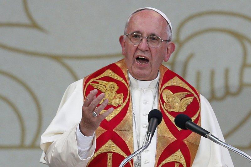 教宗方濟各(Pope Francis)造訪亞美尼亞(美聯社)