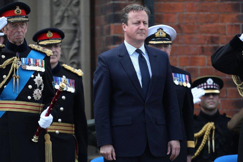 英國首相卡麥隆(David Cameron)即將告別政壇(美聯社)