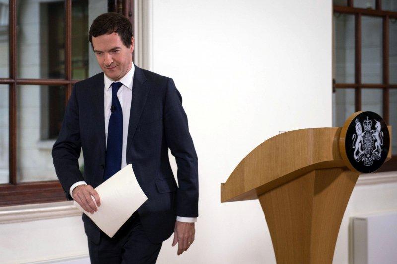 英國財政大臣奧斯本(George Osborne)(美聯社)