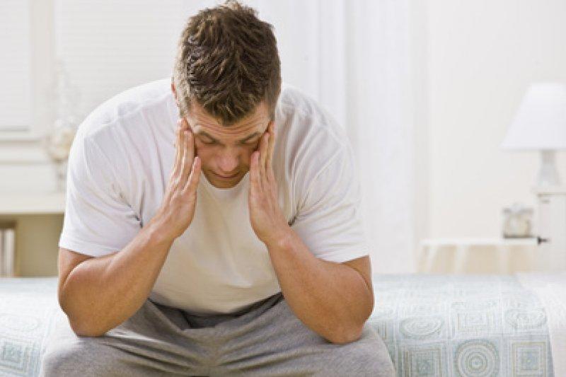 在面對疾病的時候男人傾向於逃避,但有時輕微的症狀往往代表著已有嚴重的問題。(圖/Mic445@flickr)