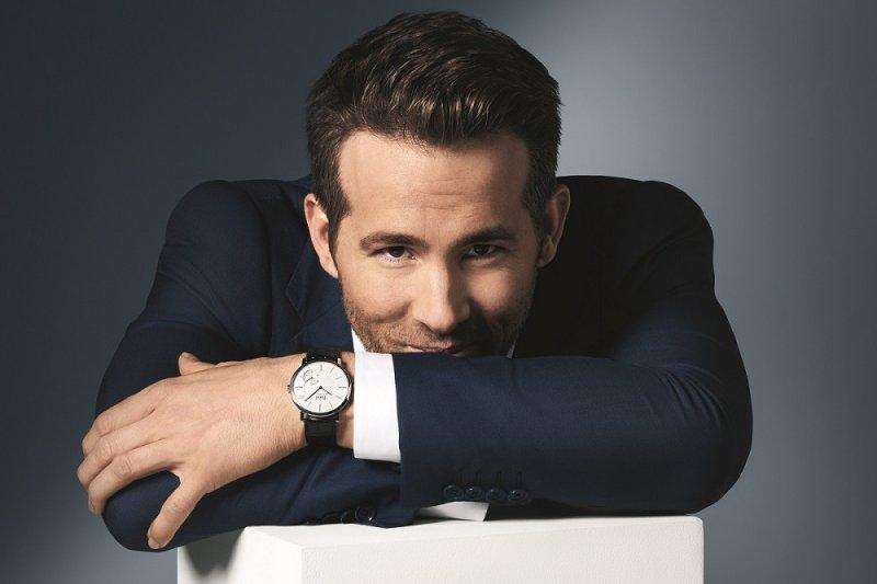 著名瑞士品牌伯爵正式宣布由好萊塢影星Ryan Reynolds擔任其全球品牌腕錶代言人。(圖/PIAGET提供)