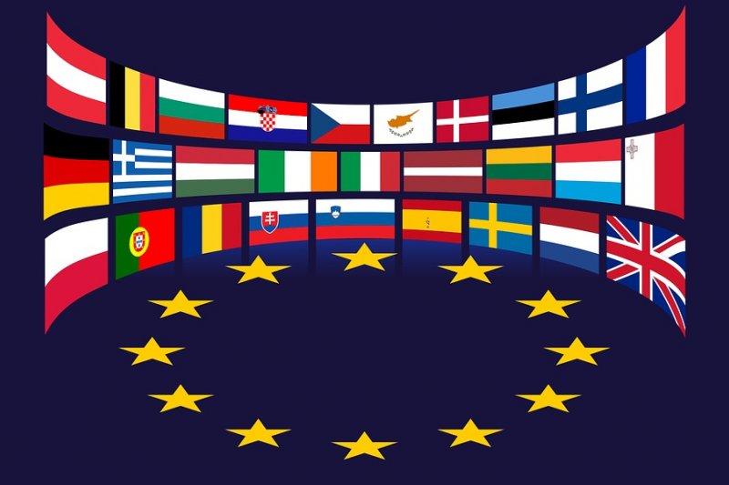 英國脫歐公投結果確定後,歐盟其他27個會員國也蠢蠢欲動,希望舉辦類似公投。(取自Pixabay)
