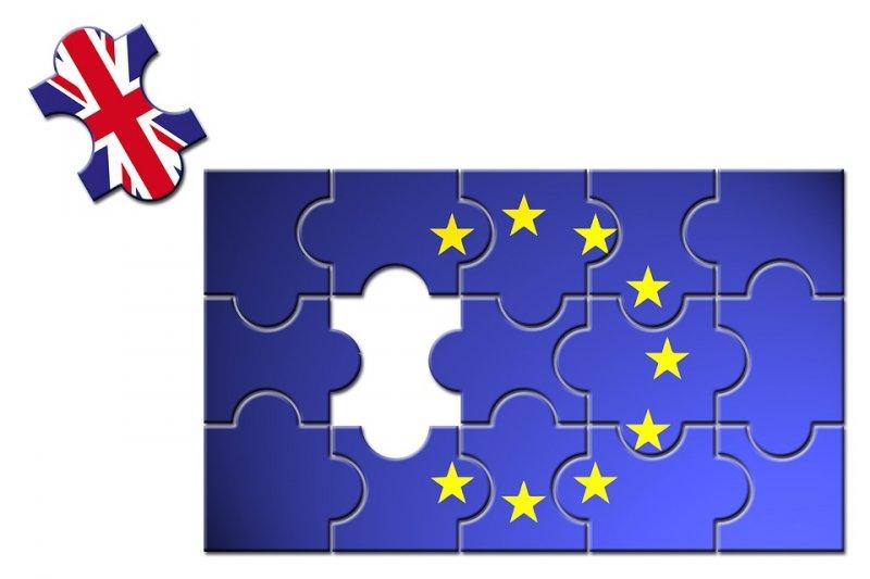 英國公投結果決定脫離歐盟。(取自Pixabay)